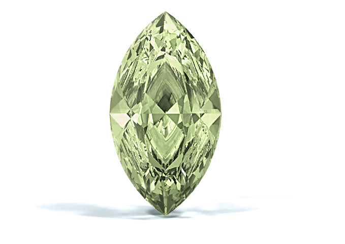 Apple Green Diamond