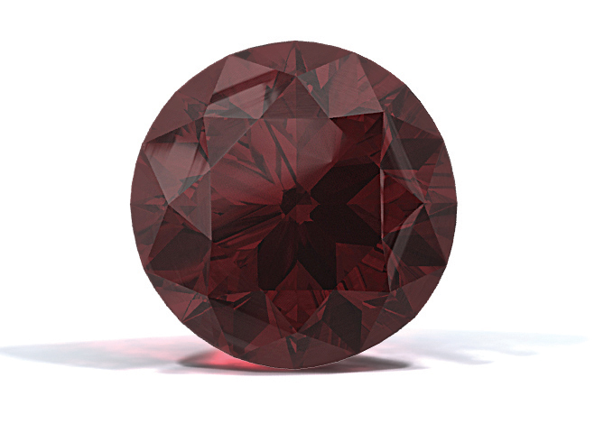 Red Cherry Diamond