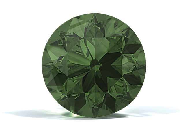 Forest Green Diamond