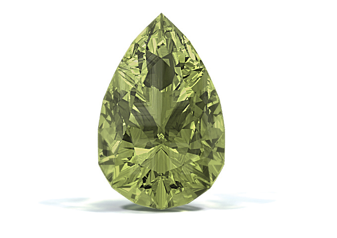 Olive Green Diamond