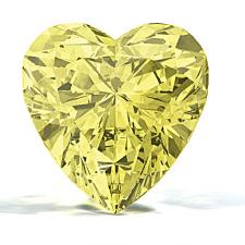 Canary Yellow Diamond