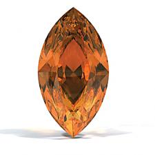 Orange Cognac Diamond