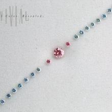 Ice Pink Bracelet